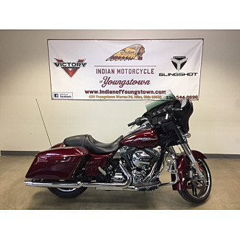 2015 Harley-Davidson Touring for sale 200600318