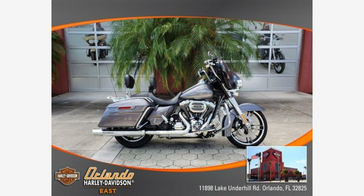 2015 Harley-Davidson Touring for sale 200648021
