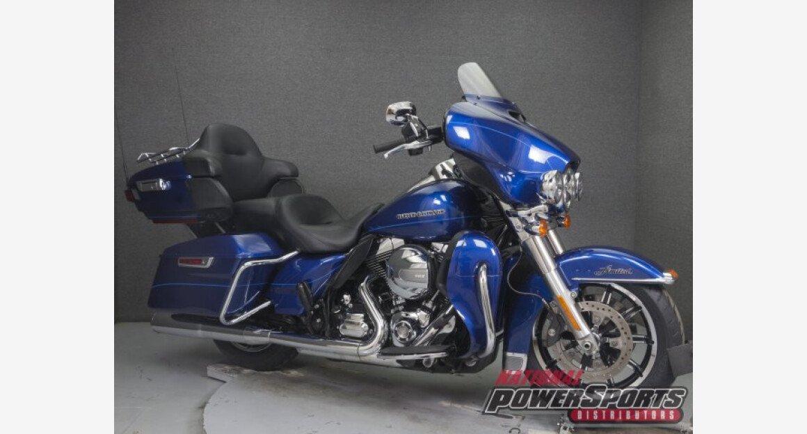 2015 Harley-Davidson Touring for sale 200660685