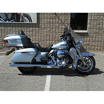 2015 Harley-Davidson Touring for sale 200702265