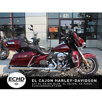 2015 Harley-Davidson Touring Ultra Classic Electra Glide for sale 200960662