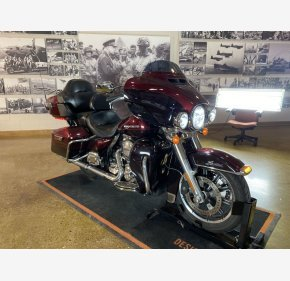 2015 Harley-Davidson Touring for sale 201048954