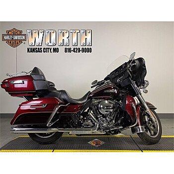 2015 Harley-Davidson Touring for sale 201104621