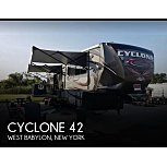 2015 Heartland Cyclone CY 4200 for sale 300201151