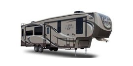 2015 Heartland Gateway 3200RS specifications