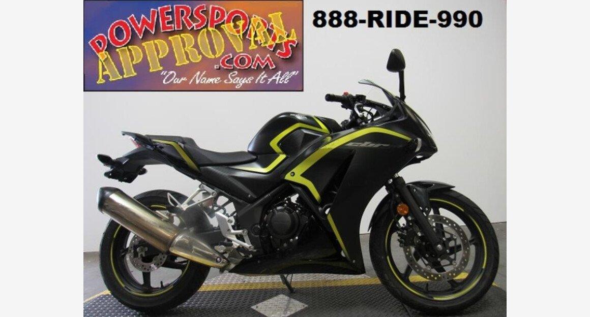 2015 Honda CBR300R for sale 200491507