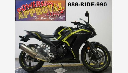 2015 Honda CBR300R for sale 200491507