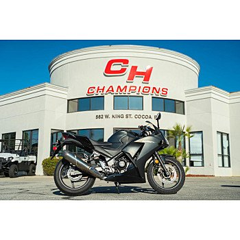 2015 Honda CBR300R for sale 200665255