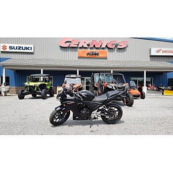 2015 Honda CBR500R for sale 200783137