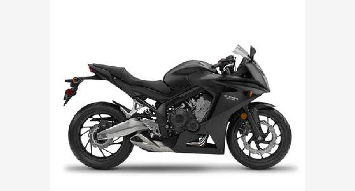 2015 Honda CBR650F for sale 200602587