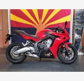 2015 Honda CBR650F for sale 200656785