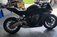 2015 Honda CBR650F ABS for sale 200941460