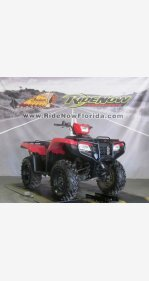 2015 Honda FourTrax Foreman for sale 200683492