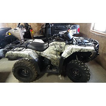 2015 Honda FourTrax Rancher for sale 200848021