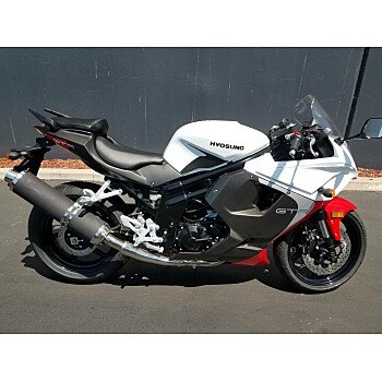 2015 Hyosung GT650R for sale 200702358