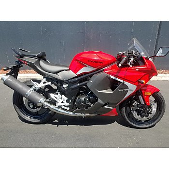 2015 Hyosung GT650R for sale 200702369