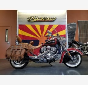 2015 Indian Chief for sale 200657317