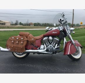 2015 Indian Chief for sale 200917480