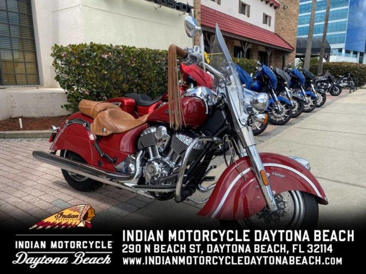 2015 Indian Chief for sale 201047029