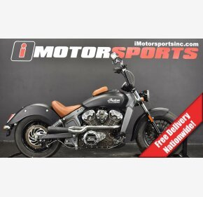 2015 Indian Scout for sale 200708647