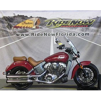 2015 Indian Scout for sale 200802305