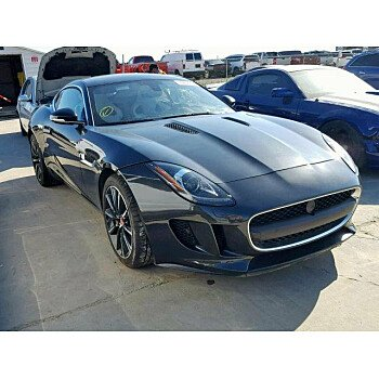 2015 Jaguar F-TYPE Coupe for sale 101126221