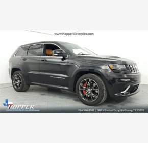 2015 Jeep Grand Cherokee 4WD SRT8 for sale 101066293