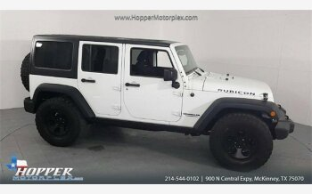 2015 Jeep Wrangler 4WD Unlimited Rubicon for sale 101029494
