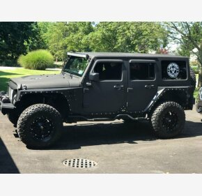 2015 Jeep Wrangler 4WD Unlimited Sport for sale 100984966