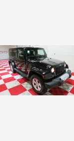 2015 Jeep Wrangler 4WD Unlimited Sahara for sale 101039843