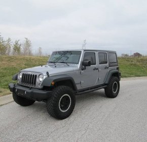 2015 Jeep Wrangler 4WD Unlimited Sport for sale 101054665
