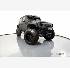 2015 Jeep Wrangler 4WD Unlimited Sahara for sale 101066299