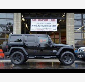 2015 Jeep Wrangler 4WD Unlimited Sport for sale 101067293