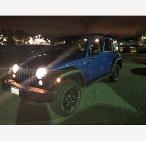 2015 Jeep Wrangler 4WD Unlimited Sport for sale 101068113