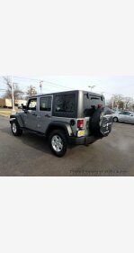 2015 Jeep Wrangler 4WD Unlimited Sport for sale 101084826