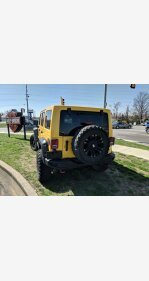 2015 Jeep Wrangler 4WD Unlimited Rubicon for sale 101124371