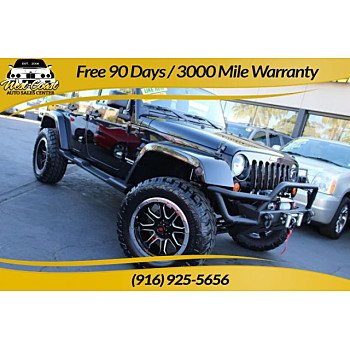 2015 Jeep Wrangler 4WD Unlimited Sahara for sale 101176468