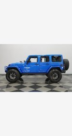 2015 Jeep Wrangler 4WD Unlimited Sahara for sale 101179389