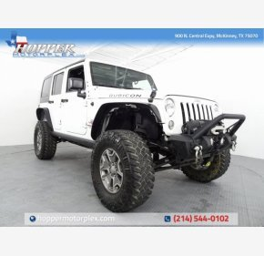 2015 Jeep Wrangler 4WD Unlimited Rubicon for sale 101181270