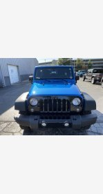 2015 Jeep Wrangler 4WD Unlimited Sport for sale 101218055