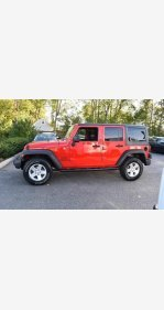 2015 Jeep Wrangler 4WD Unlimited Sport for sale 101228044