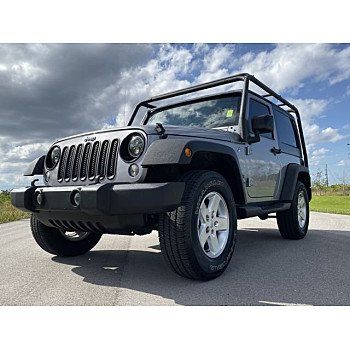 2015 Jeep Wrangler 4WD Sport for sale 101240888
