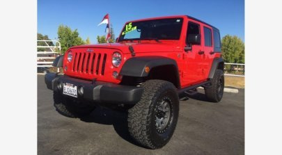 2015 Jeep Wrangler 4WD Unlimited Sport for sale 101241553