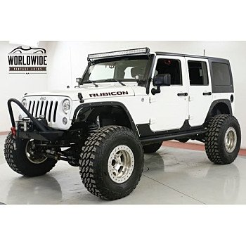 2015 Jeep Wrangler 4WD Unlimited Sport for sale 101244286