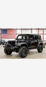 2015 Jeep Wrangler 4WD Unlimited Sport for sale 101255145