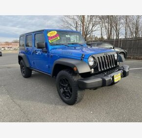 2015 Jeep Wrangler 4WD Unlimited Sport for sale 101260410