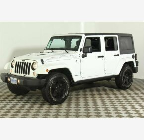 2015 Jeep Wrangler 4WD Unlimited Sahara for sale 101262179