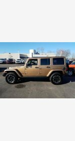 2015 Jeep Wrangler 4WD Unlimited Rubicon for sale 101286849