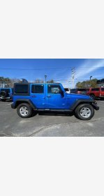 2015 Jeep Wrangler 4WD Unlimited Sport for sale 101300793