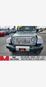 2015 Jeep Wrangler 4WD Unlimited Sahara for sale 101302198